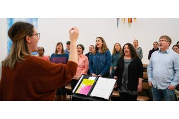 Help us keep Sing Viva the Carers Choir singing