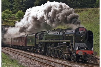 BR Class 8 Steam Locomotive Trust
