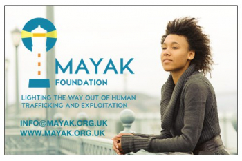 MAYAK FOUNDATION MOSCOW OUTREACH
