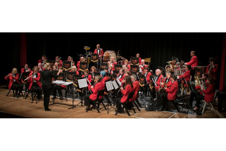 Woodley Concert Band