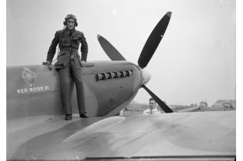 Progress II Spitfire - Blackpool Warbird Fundraiser