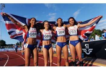 Helping the next generation of British athletes succeed