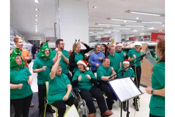 Keynsham Mencap Christmas Appeal