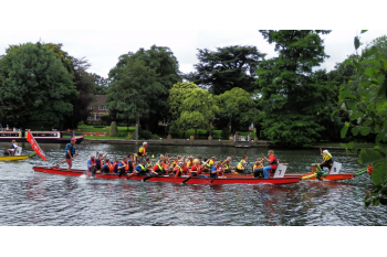 Dragon Boat Race 2019: Support Special Olympics Surrey Athletes