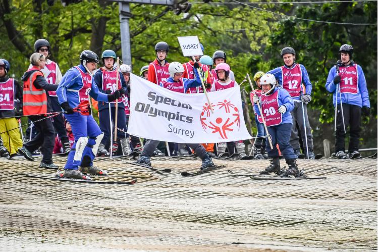 Special Olympics Surrey