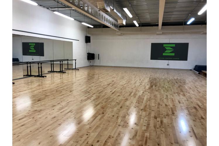 Motion Control Dance