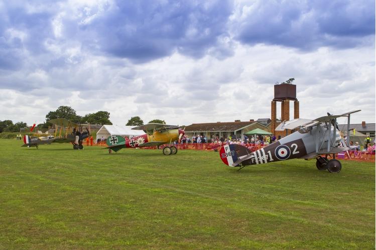 WW1 Aviation Heritage Trust