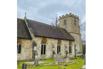 St Giles Church, Coberley