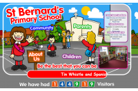 The Parent Teacher Association of St Bernard's Primary School