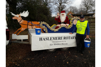 Haslemere Rotary Sleigh