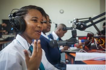 The Children's Radio Foundation Donation Page