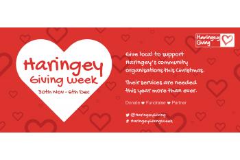 Haringey Giving Week 2020
