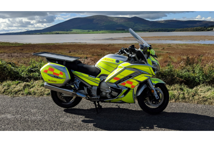 Dumfries and Galloway Blood Bikes