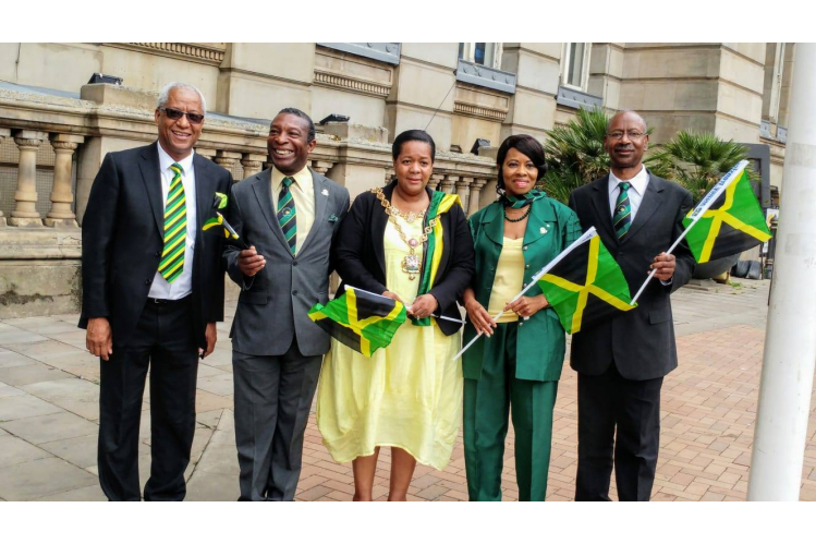 Association of Jamaican Nationals (Birmingham) UK