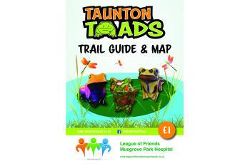 Taunton Toads Trail Map