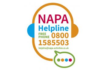 The NAPA Member Awards  Helpline Appeal