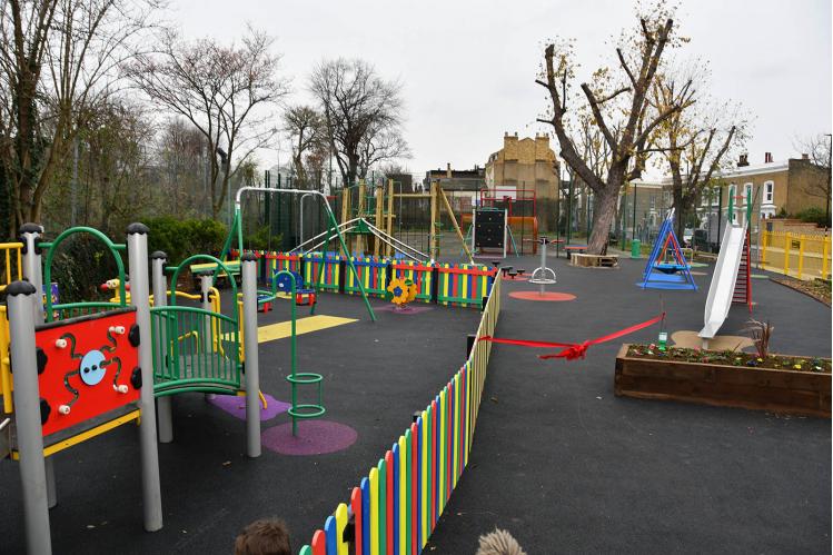 Papa's Park