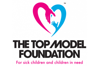 A huge THANK YOU for supporting THE TOP MODEL FOUNDATION