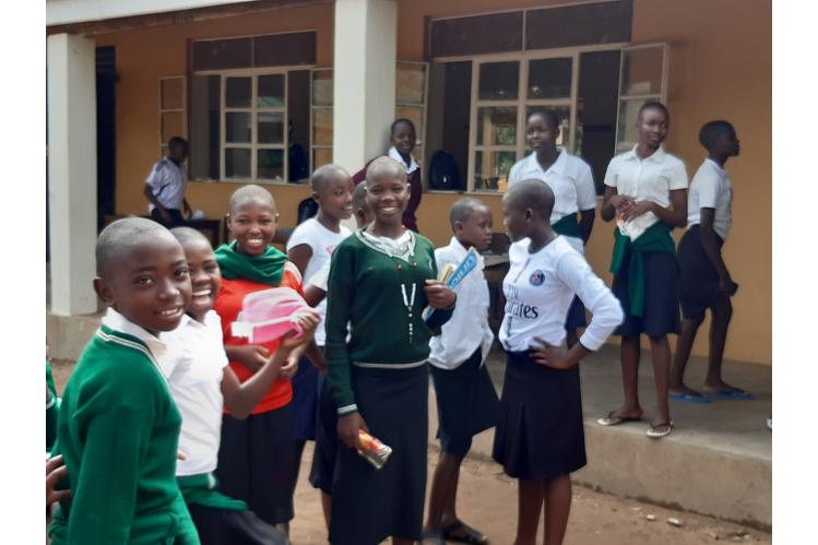 Friends of Ibba Girls' School