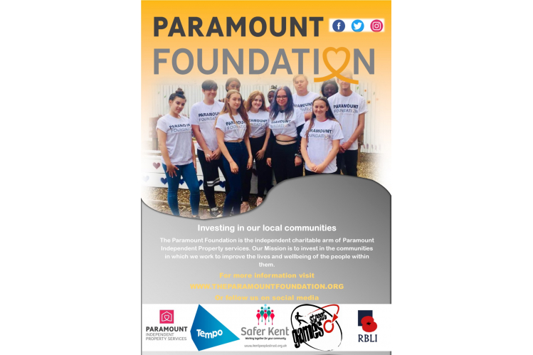 The Paramount Foundation CIC