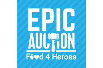 Food4Heroes Epic Auction
