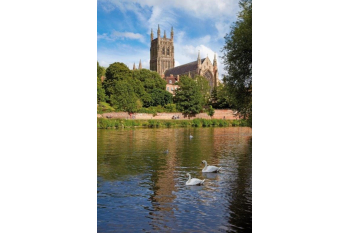 Donate by Text to Worcester Cathedal