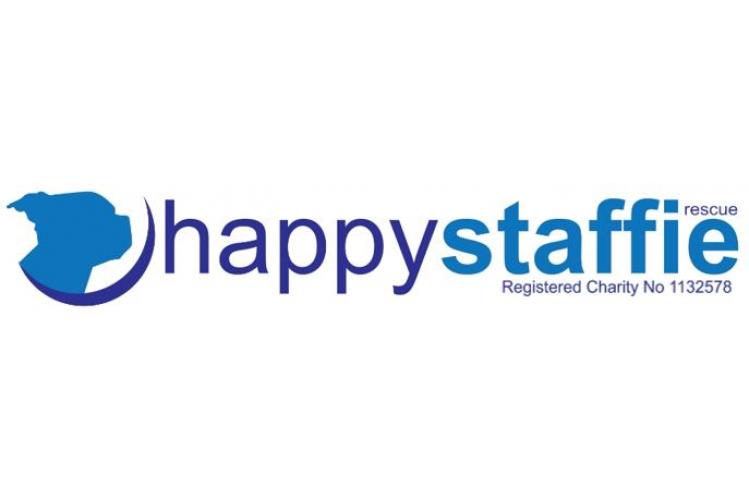 Happy Staffie Rescue