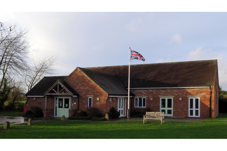 Newbold on Stour Village Hall and Green