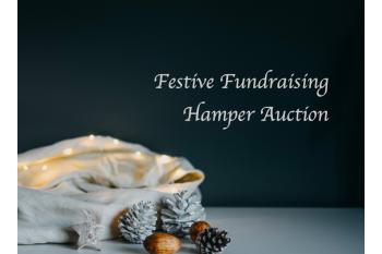 Festive Fundraising Hamper Auction