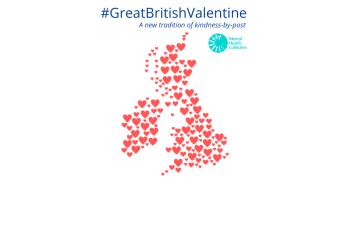 #GreatBritishValentine: A nationwide exchange of kindness