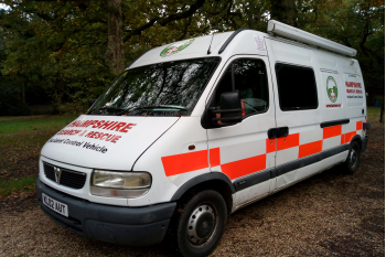 Help replace our ageing Incident Control Vehicle