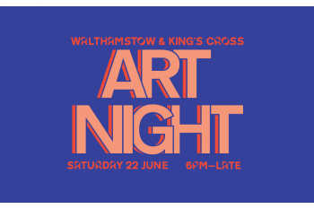 ART NIGHT - LONDON LARGEST CONTEMPORARY ART FESTIVAL