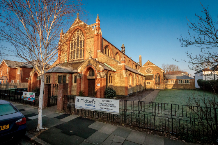 St Michael and St George Fulwell Mission Initiative