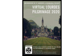Helpers of Our Lady of Lourdes, Edinburgh-VP 2020