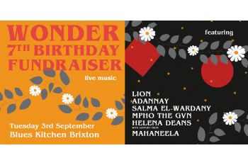 7 Years of WONDER: Lion & special guests