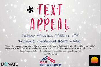 Helping Homeless Veterans Christmas 2019 Campaign