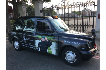 Taxi Charity for Military Veterans Fundraising