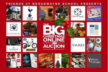 The Big Christmas Auction