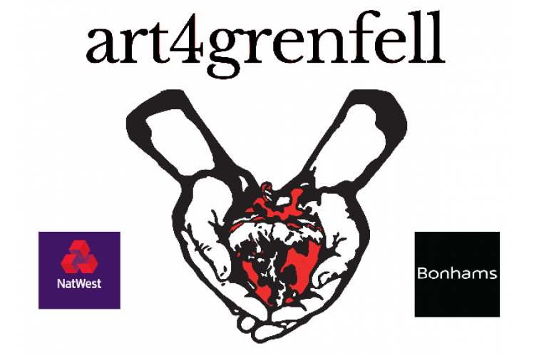 Kensington and Chelsea Foundation for Art4Grenfell