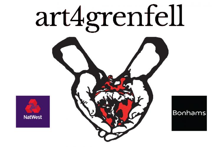 Kensington and Chelsea Foundation for Art4Grenfell