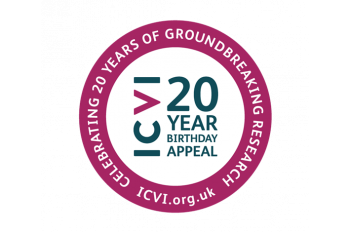 ICVI 20th year Appeal supporting cancer immunotherapy treatment
