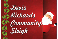 Lewis Richards Community Sleigh