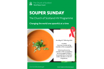 Church of Scotland HIV Programme Souper Sunday