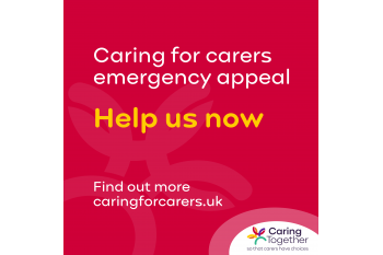 Caring for carers emergency appeal