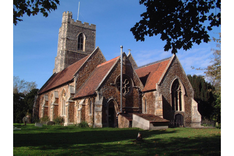 St. Michael's Church, Kirby