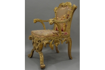 A Conservation Appeal: Help Conserve an English Armchair