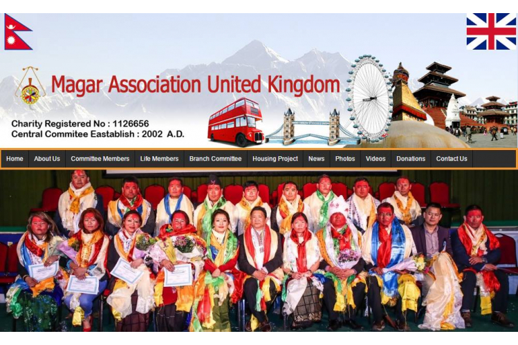 Magar Association UK