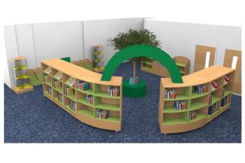 NH Library Refurbishment
