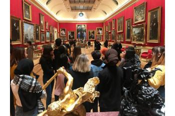 Art History Link-Up