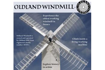 Keep Oldland Windmill's sweeps turning !!